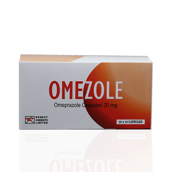 Omezole Capsules Image