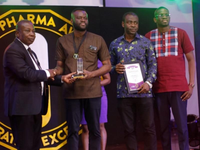 Ernest Chemists Wins Big At Ghana Pharma Awards 2019