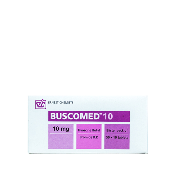 Buscomed Tablet 10mg Image