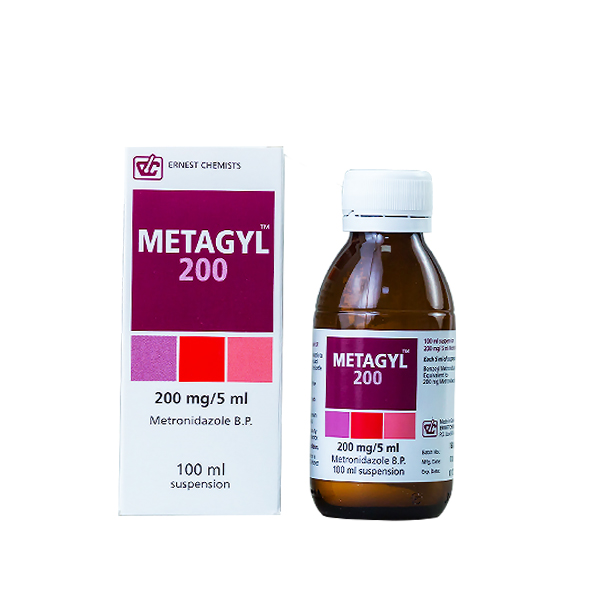 Metagyl Susp. 100ml Image