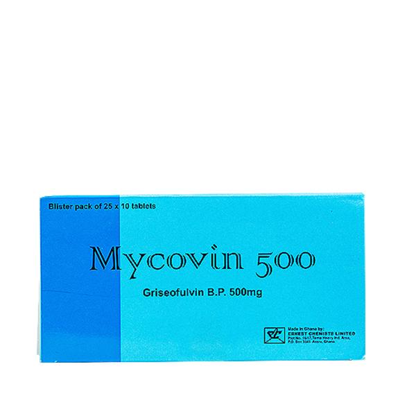 Mycovin Tablets Image