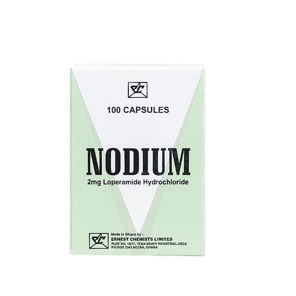 Nodium Capsules (100) Image