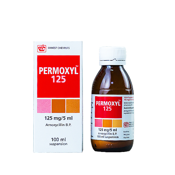 Permoxyl Susp. 100ml