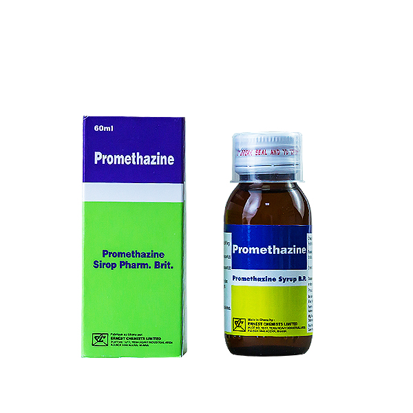 Promethazine Syrup 60ml Image