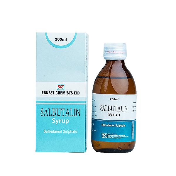 Salbutalin Syrup Image